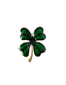 Find! Clover_Brooch