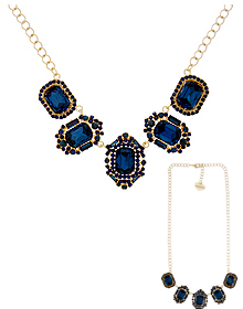 The Baroque_Navy_Necklace