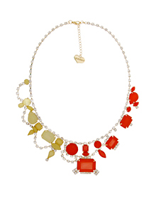 Berry Berry_Yellow+Orange_Necklace