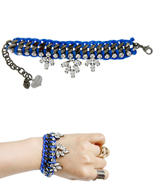 The Chain_Blue_Bracelet