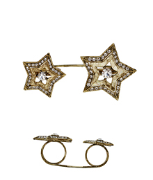 STAR☆antique women_투링_Ring